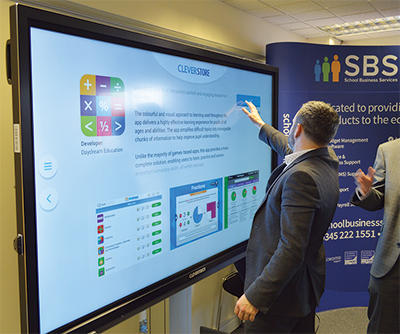 Interactive Touch Screens Vs Interactive White Boards