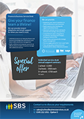 Finance and Business flyer