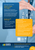 Download the Managed Service for Finance and Business flyer